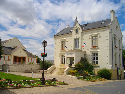 mairie huismes